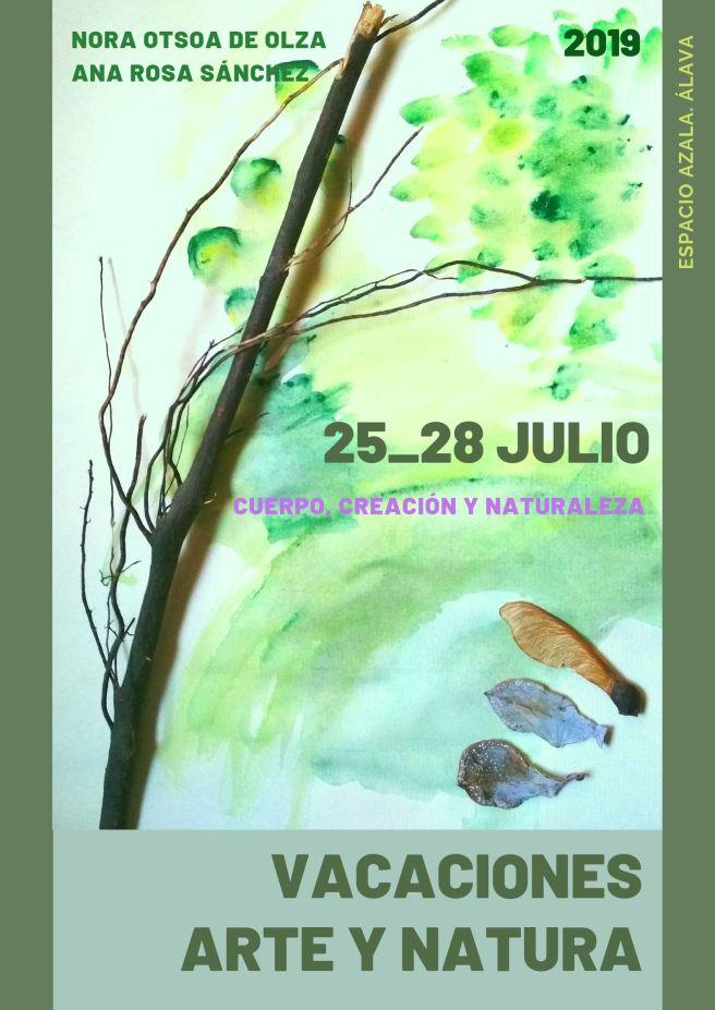 VACACIONES Arte y Natura
